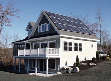 Lắp đặt điện năng lượng mặt trời gia đình