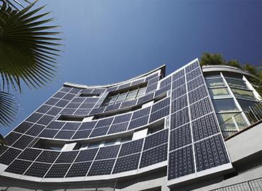 Lắp đặt điện năng lượng mặt trời cho văn phòng