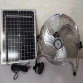 giá quạt năng lượng mặt trời 20w