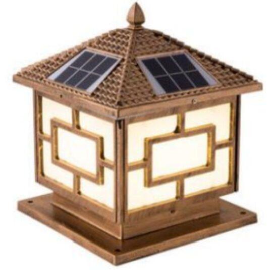 giá đèn trụ cổng năng lượng mặt trời hà nội
