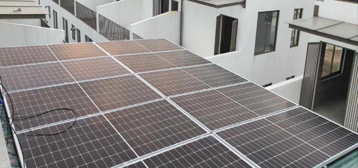 nhà nước tạo điều kiện phát triển điện năng lượng mặt trời