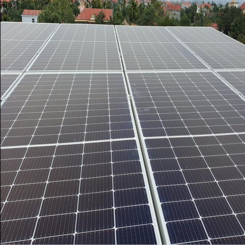 Dự án điện mặt trời tại ba vì hà nội