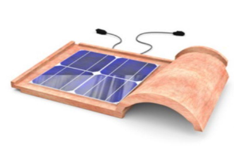 Ngói năng lượng mặt trời