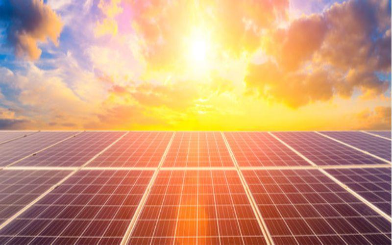 Nguyên lý hoạt động điện năng lượng mặt trời