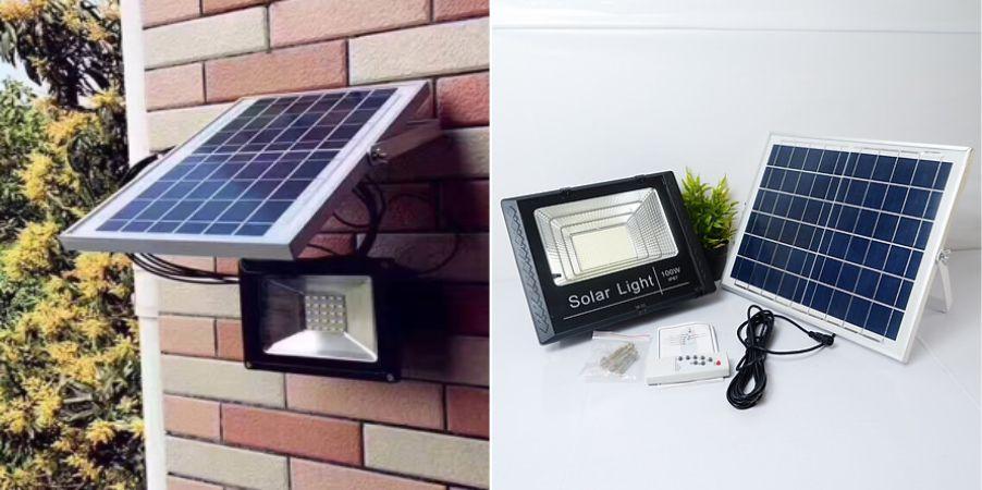 phân biệt đèn năng lượng mặt trời chính hãng trên thị trường