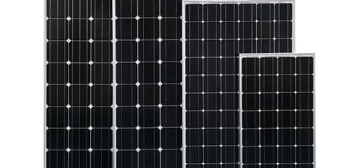 Tấm pin năng lượng mặt trời mono